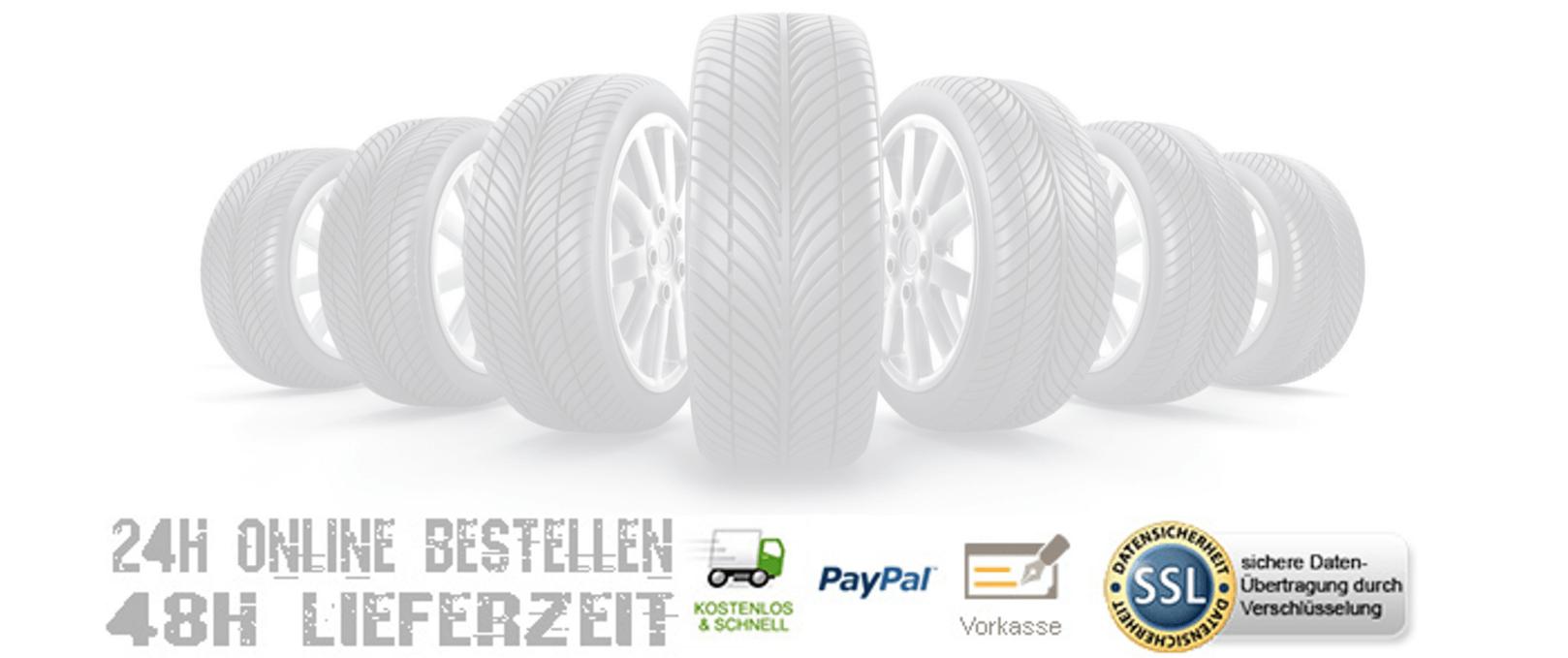 Reifen einfach online kaufen. | reifenzentrale24.de